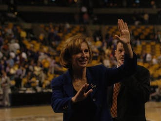 Goestenkors transformed the Duke women's basketball program during her 15 years in Durham.