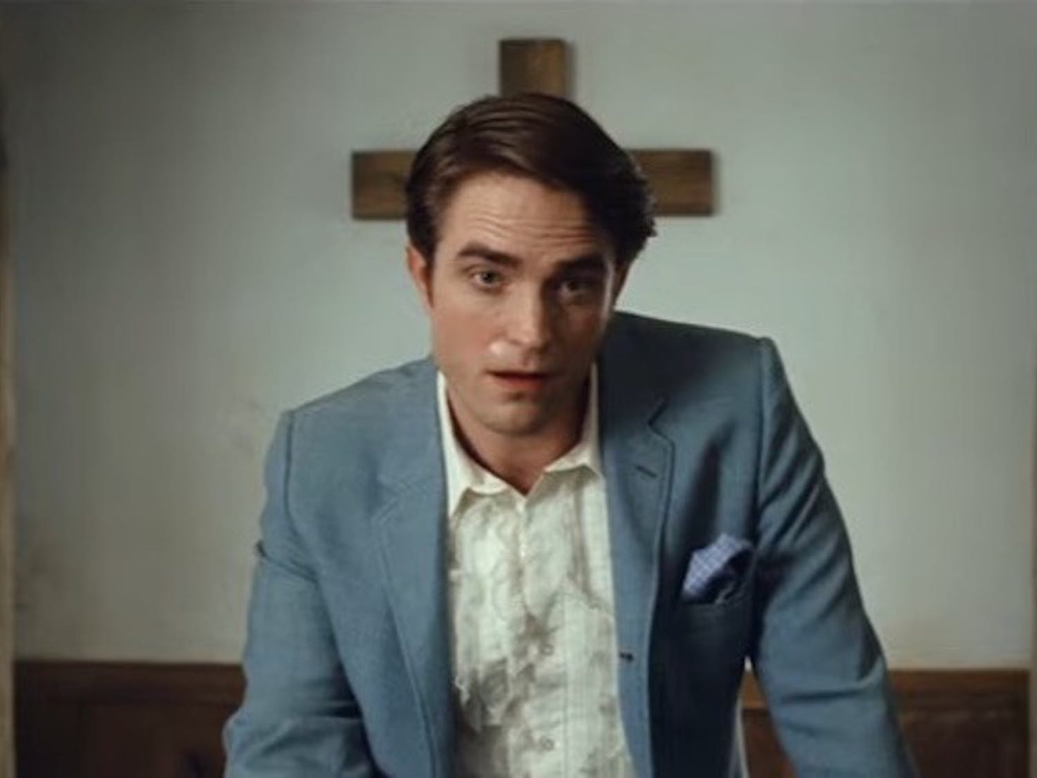 "Not even standout performances and Robert Pattinson's delightfully ridiculous accent can rescue ""Devil All the Time"" from tedium."