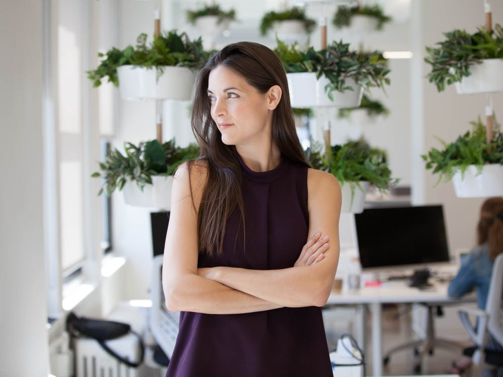 "<p>In her recently-debuted podcast ""The New Rules of Work,"" Kathryn Minshew, Trinity '08, delves deep into the ""new rules"" of a changing workforce.</p>"
