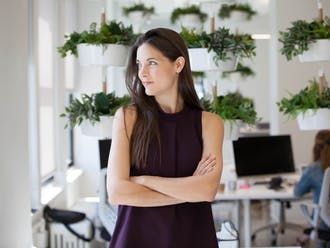 """In her recently-debuted podcast """"The New Rules of Work,"""" Kathryn Minshew, Trinity '08, delves deep into the """"new rules"""" of a changing workforce."""