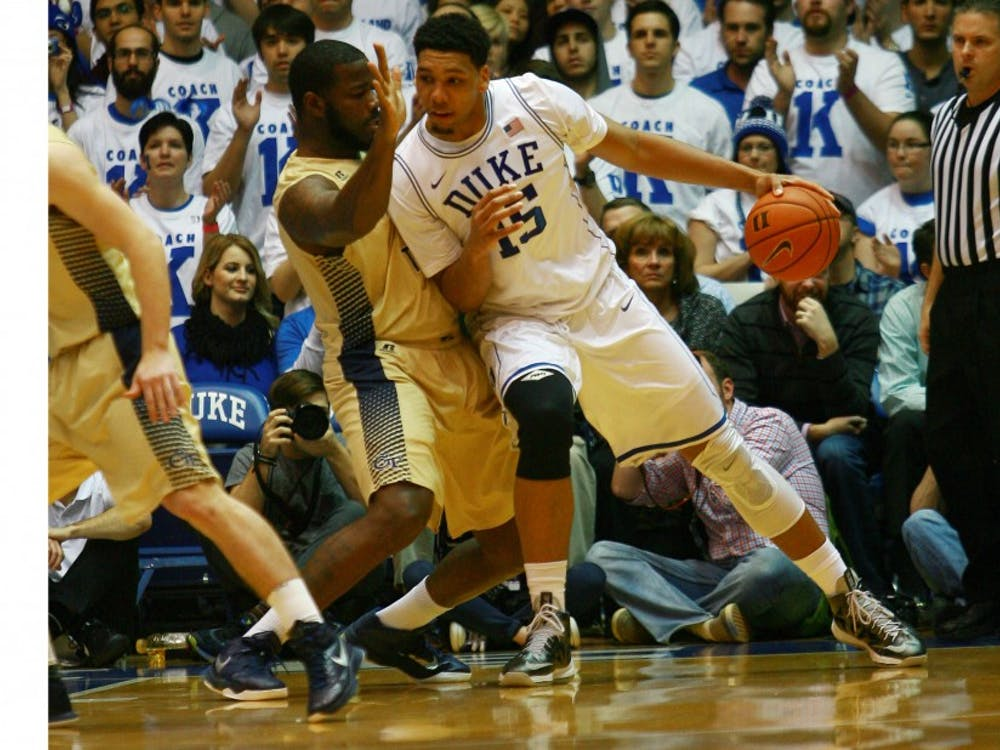 Freshman center Jahlil Okafor is averaging 18.3 points heading into his first clash with the Tar Heels.
