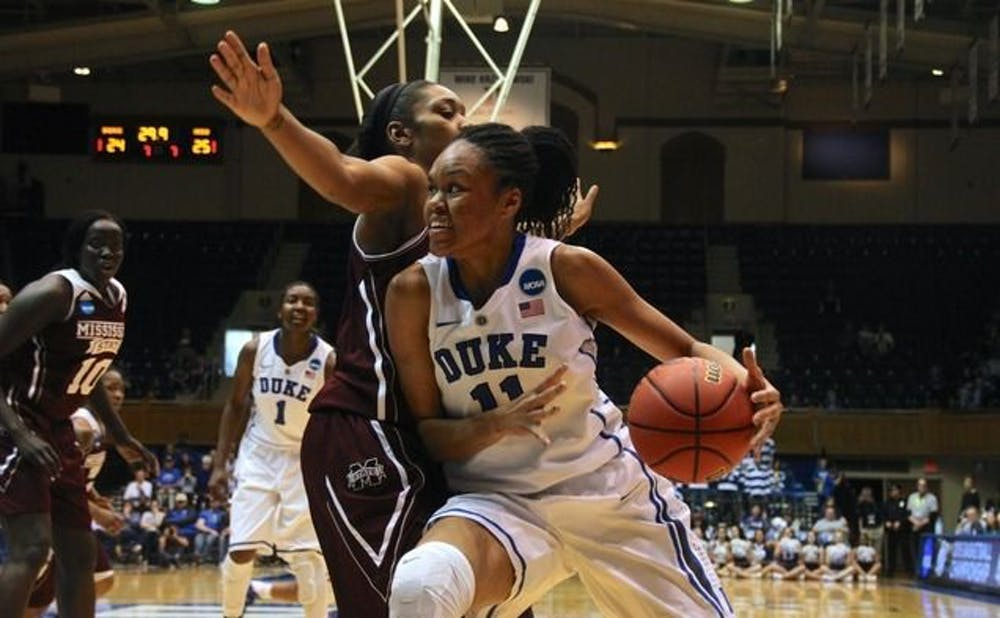 <p>All-ACC forward&nbsp;Azurá Stevens transferred to Connecticut&nbsp;after earning ACC Freshman of the Year honors as a freshman and leading Duke in scoring and rebounding as a sophomore.</p>
