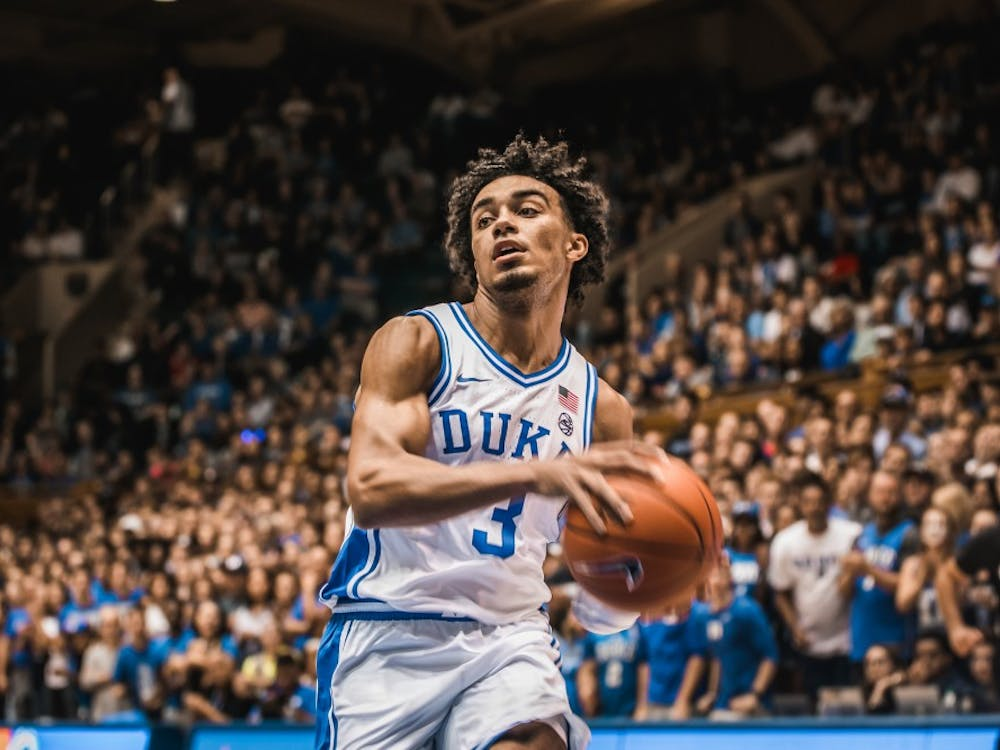 Coach K is relying on Tre Jones to be a force offensively this season.