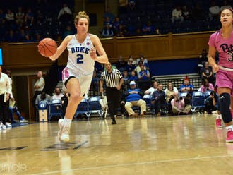 Haley Gorecki dropped a triple-double on the Panthers Sunday.