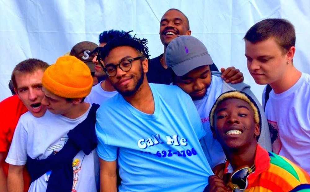 brockhampton avoids saturation with iridescence the chronicle