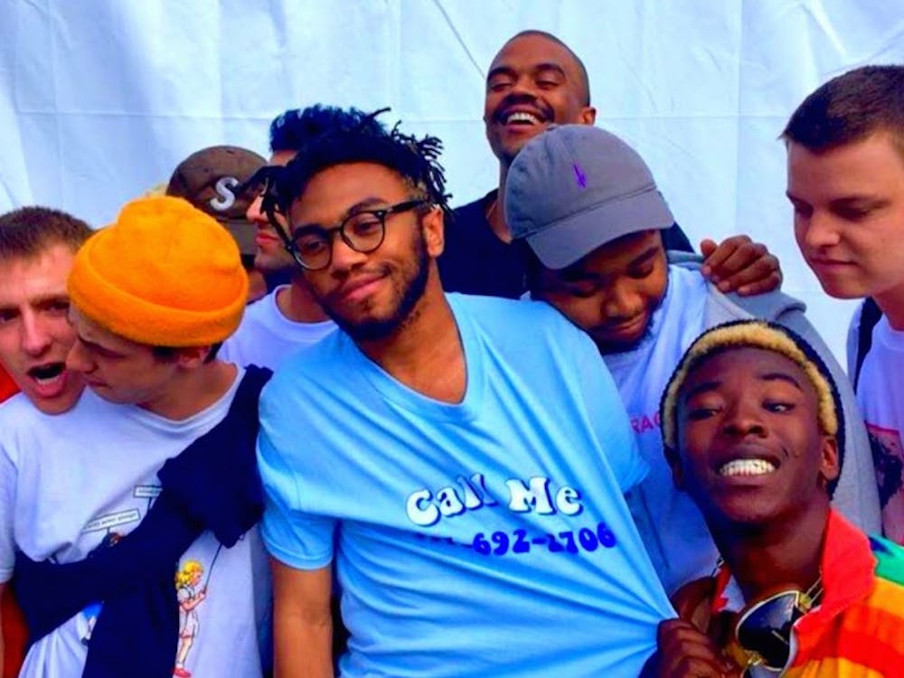 "Self-proclaimed boy band BROCKHAMPTON released their album ""iridescence"" Friday."
