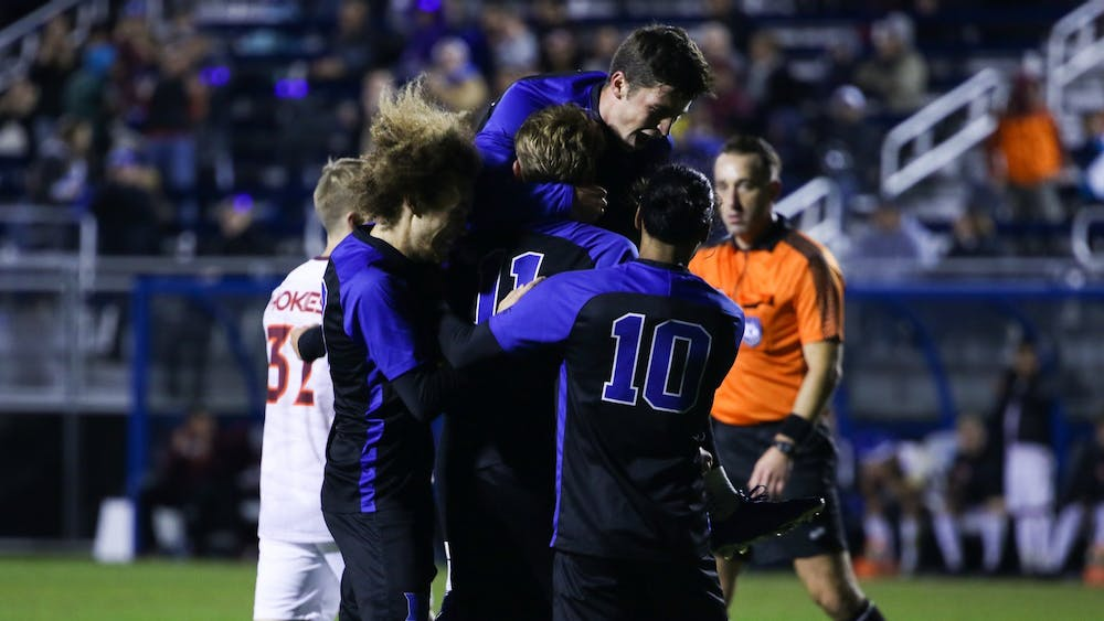Duke's seniors will have many memories from their time together at Koskinen Stadium.