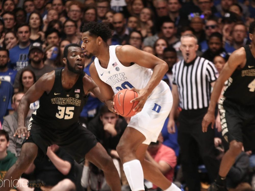 Marques Bolden will be called upon in the paint.
