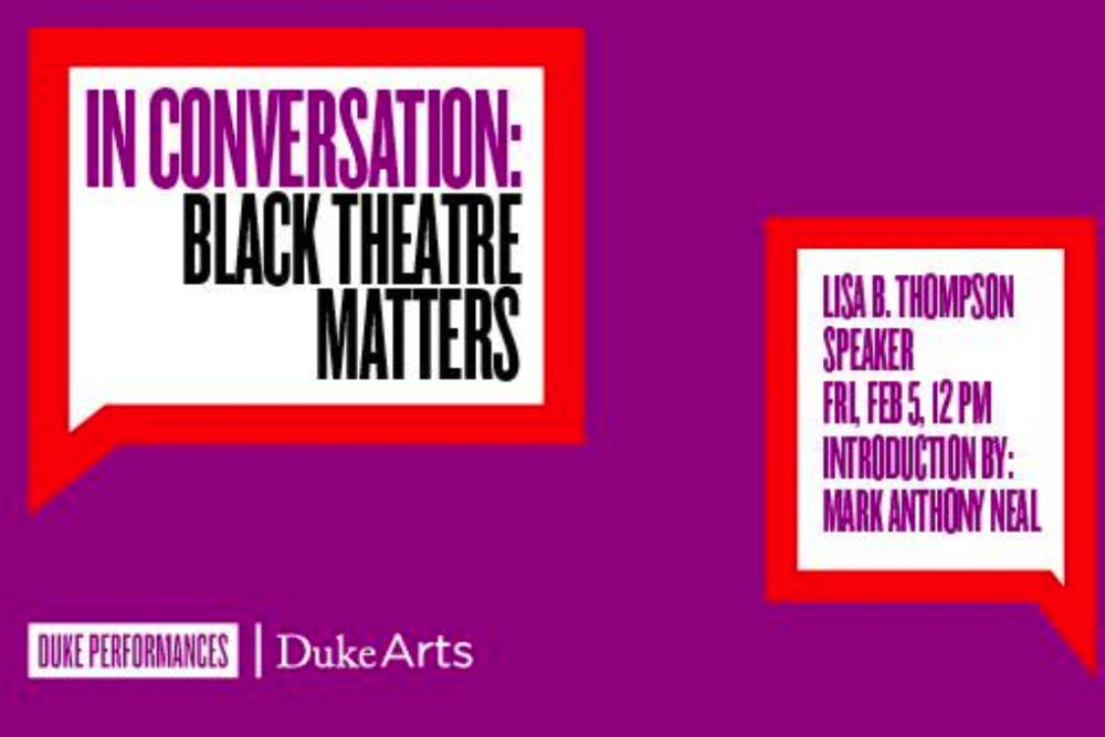"<p>The collaborative event series ""In Conversation"" promises to create a dialogue between students and guests about the power of the arts.</p>"