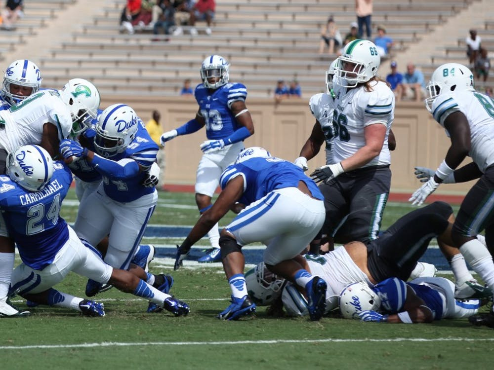 The Blue Devils did enough to shut down a mistake-prone Tulane squad in Saturday's win but still have some work to do before ACC play starts.