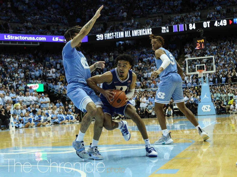 Jones finished with 28 points, six assists and three steals in 42 minutes