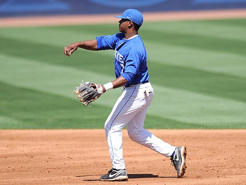Freshman Marcus Stroman, who has pitched and played the infield, has displayed tremendous versatility in his first season at Duke.