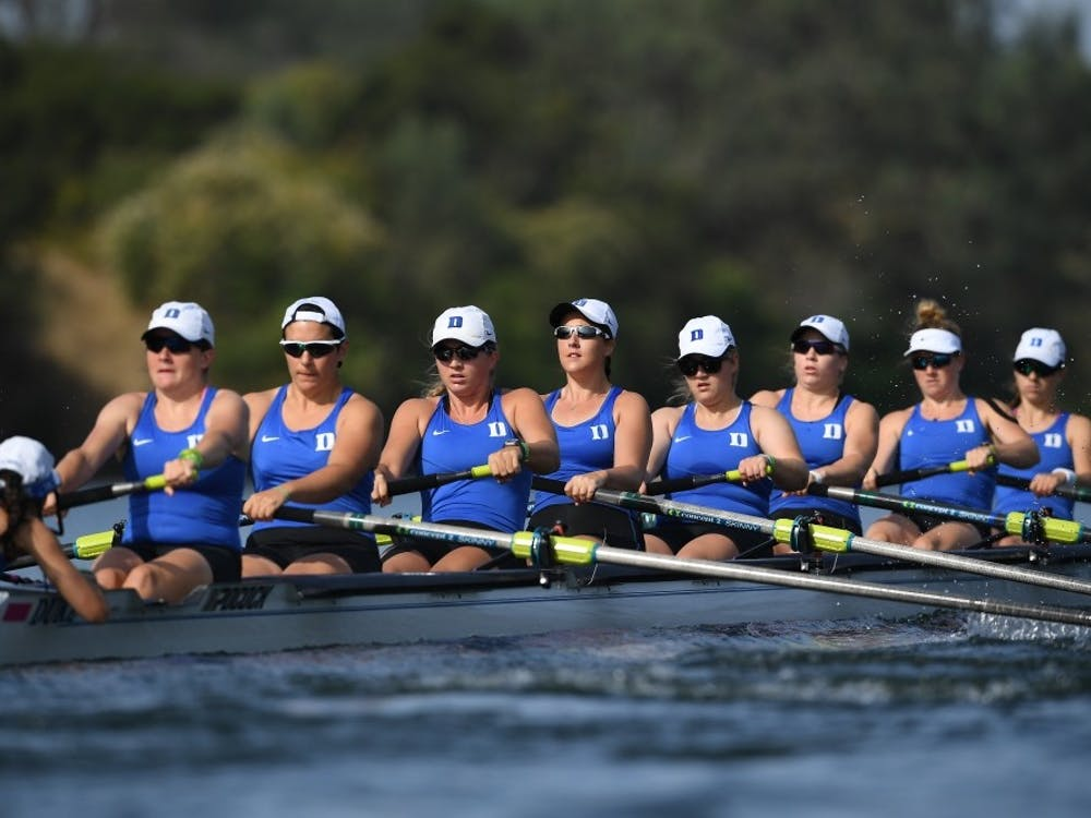 The Blue Devils competed at NCAAs in May for the first time in program history.