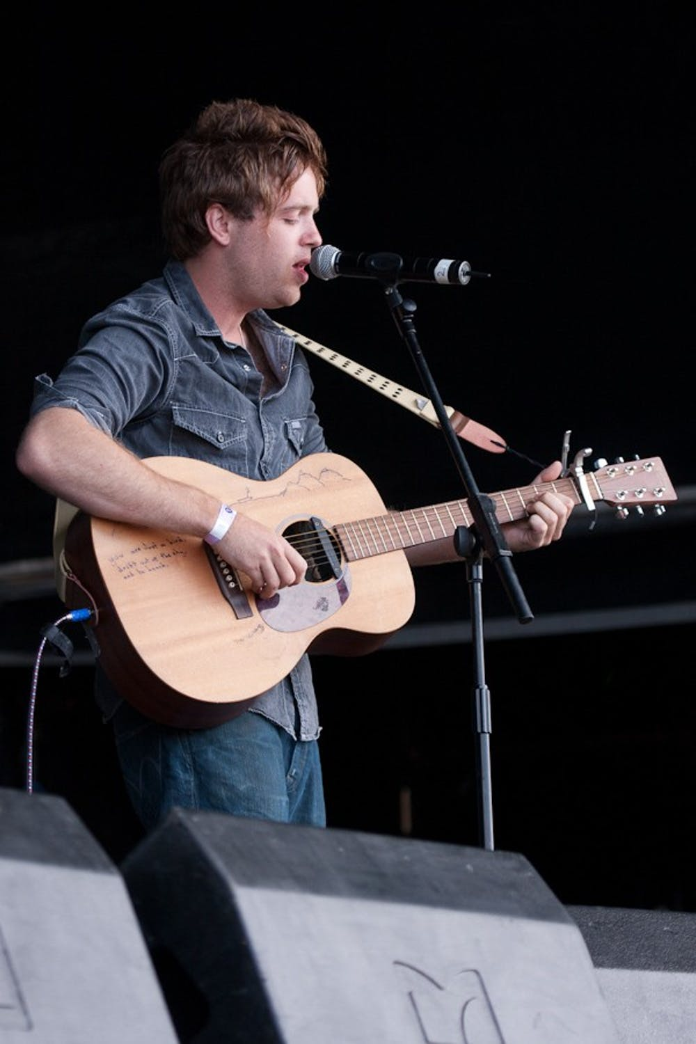 <p>Benjamin Francis Leftwich will be performing at Cat's Cradle on Nov. 13.&nbsp;</p>