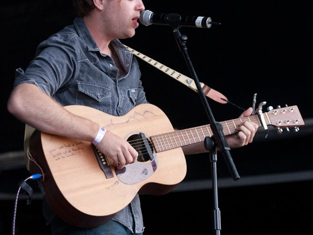 Benjamin Francis Leftwich will be performing at Cat's Cradle on Nov. 13.