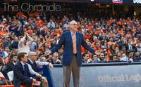Jim Boeheim will coach Syracuse when it hosts Duke Saturday evening despite the Hall of Fame coach striking and killing a pedestrian earlier this week.