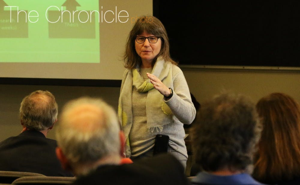 <p>The Arts and Sciences Council charged the IDC committee with reviewing the current curriculum and proposing changes, which have been discussed at the council's meetings.&nbsp;</p>