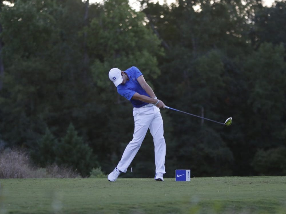 After an impressive start to the season with four straight top-five finishes, Duke will round out its fall slate on the Jack Nicklaus-designed course atTurtle Point.