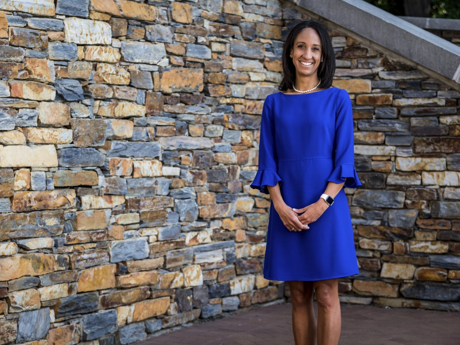 Nina King was named Duke's next athletic director Wednesday afternoon.