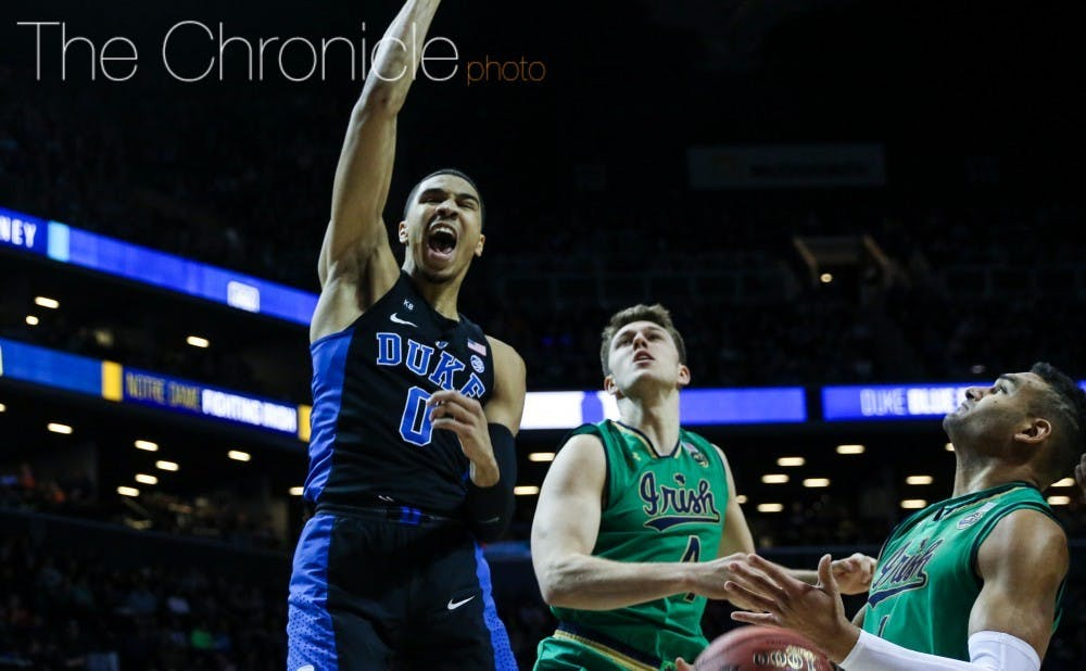 Jayson Tatum played a smaller role with Team USA at the FIBA World Cup than some had thought he would before spraining his ankle.