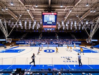 Duke checked in at No. 9 in the first AP rankings of 2021-22.