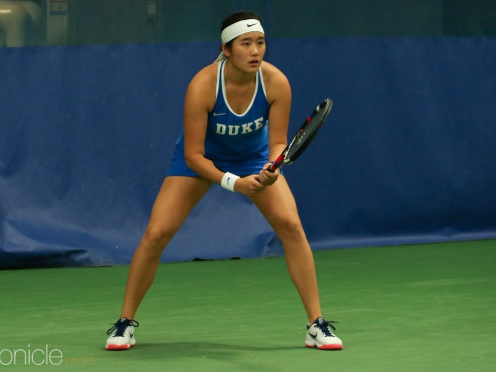 Kelly Chen advanced to the round of 16 Thursday.