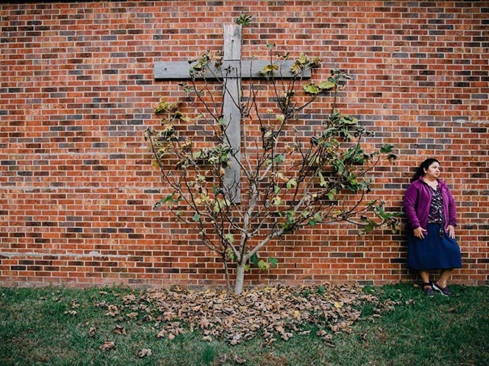 """Santuario"" follows Juana Luz Tobar Ortega as she lives in sanctuary at St. Barnabas Episcopal Church in Greensboro."