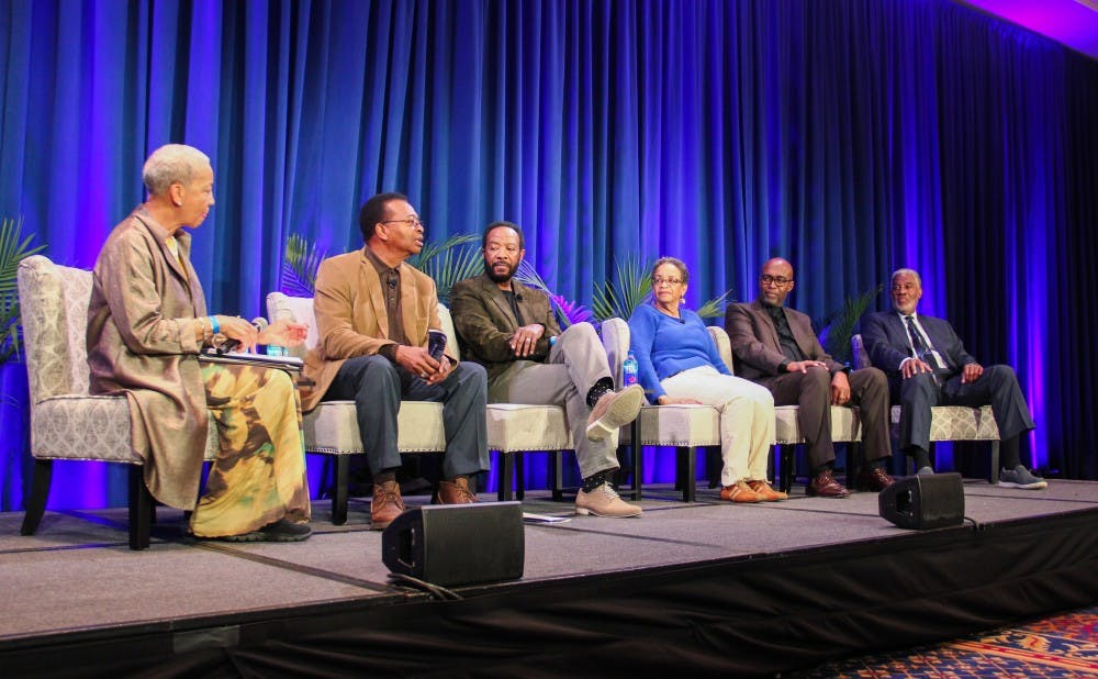 A panel hosted Saturday marked the 50th Anniversary of the Allen Building Takeover.