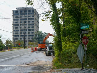 """Durham Public Works awarded a contract to private company Roadway Asset Services (RAS) to """"assess the condition of streets and develop pavement repair recommendations."""""""