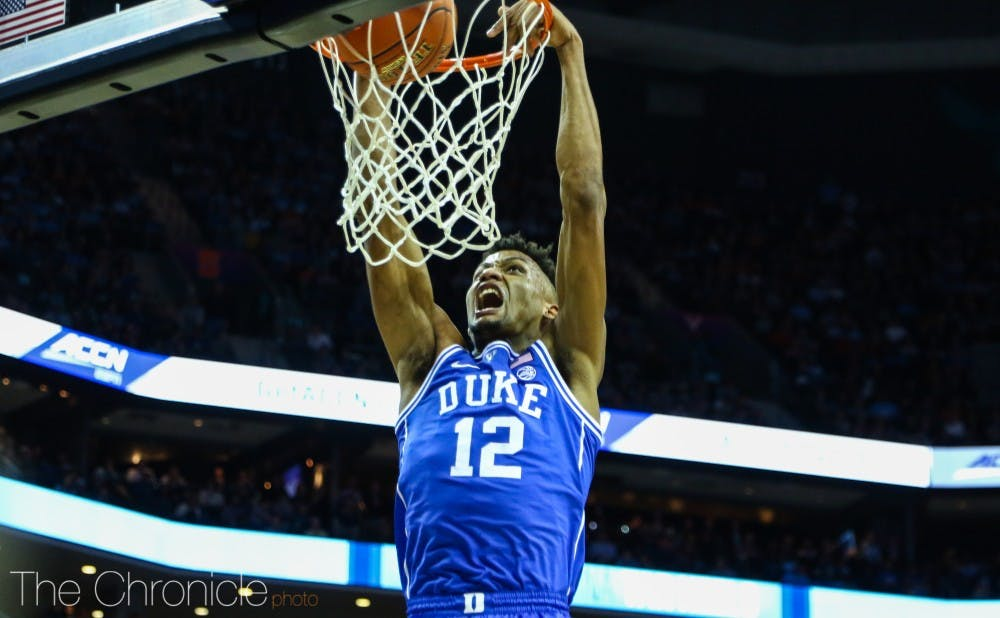 <p>Javin DeLaurier could see big minutes in crunch-time if Vernon Carey Jr. doesn't live up to his potential.</p>
