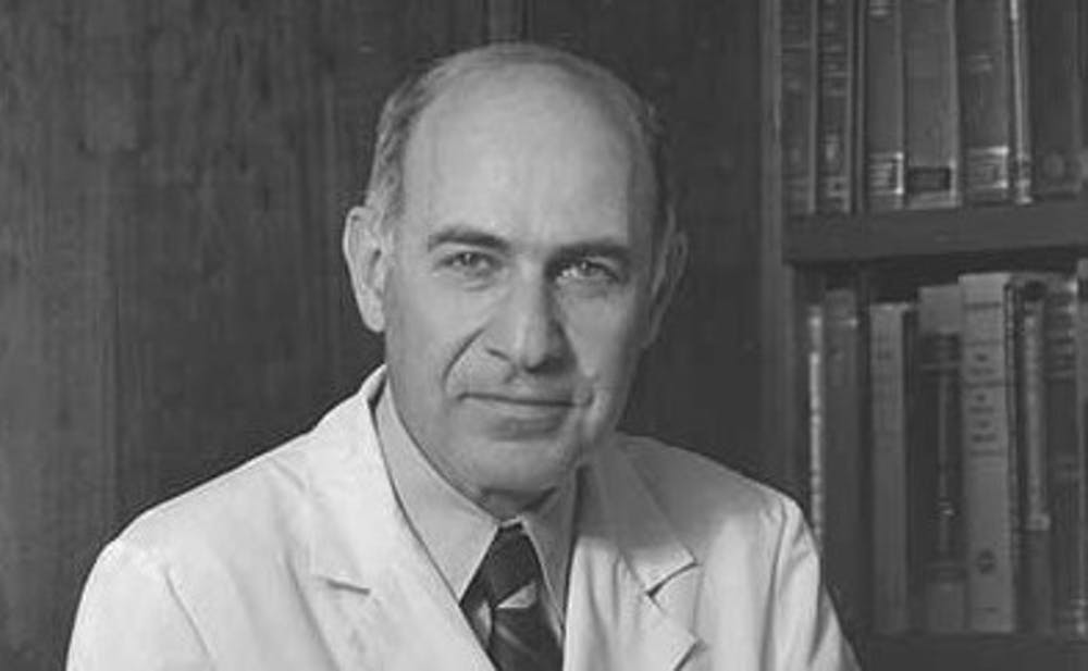 <p>Dr. William Anlyan led the School of Medicine for 25 years and was the University's first chancellor of health affairs. He died Sunday.</p>