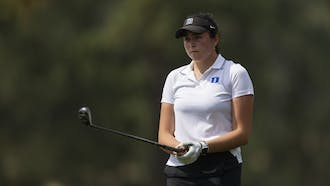 Phoebe Brinker's second-place finish at the Valspar Augusta Invitational highlighted a successful freshman campaign.