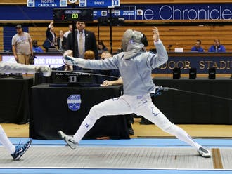 Six Blue Devils won individual medals and could advance to NCAA regionals in two weeks. Duke finished second as a team on both the men's and women's sides.