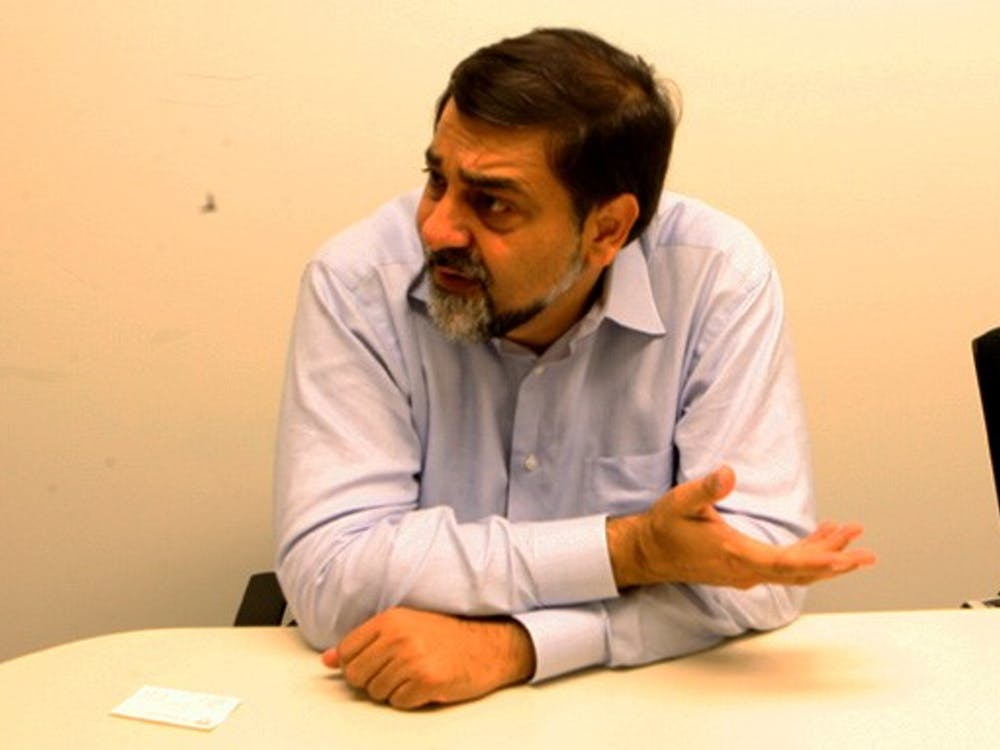 "Vivek Wadhwa, director of research for the Center for Entrepreneurship and Research Commercialization, is currently researching the ""Global Education Race"" phenomenon among the world's universities."
