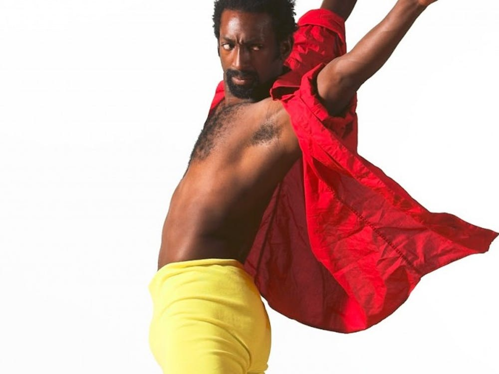 Dancer Antoine Hunter is a featured guest in Disability and the Arts, presented by the Duke Disability Alliance, this Saturday at the Nasher.