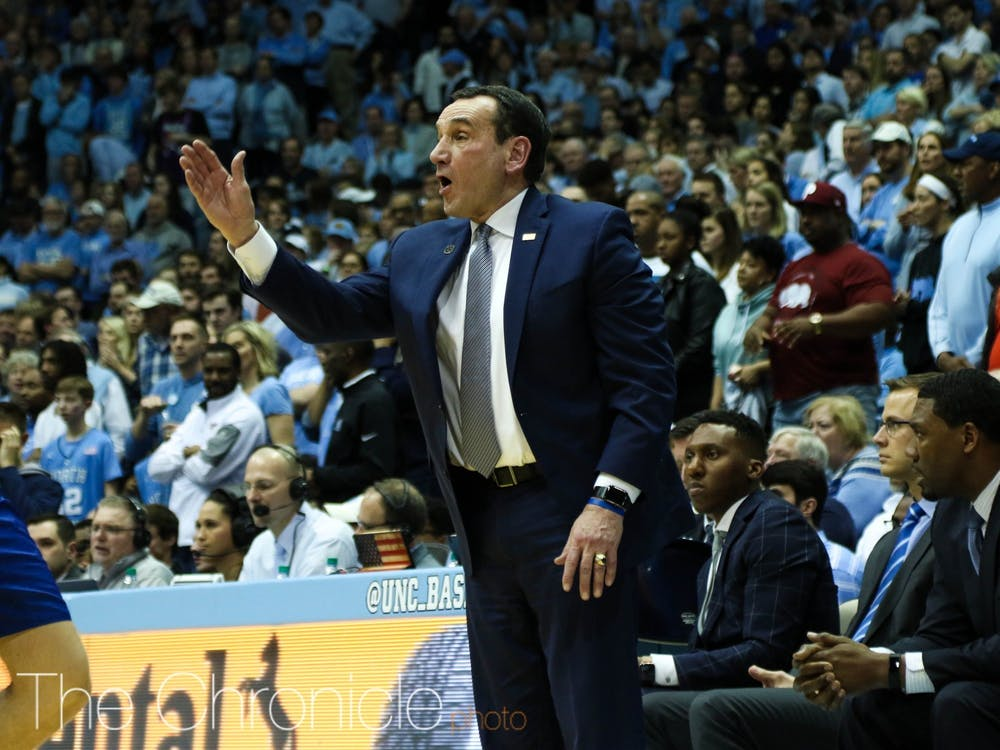 Duke eked out two close road victories this past week