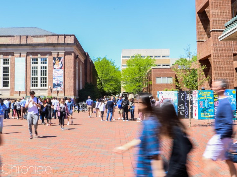 The University of North Carolina at Chapel Hill.