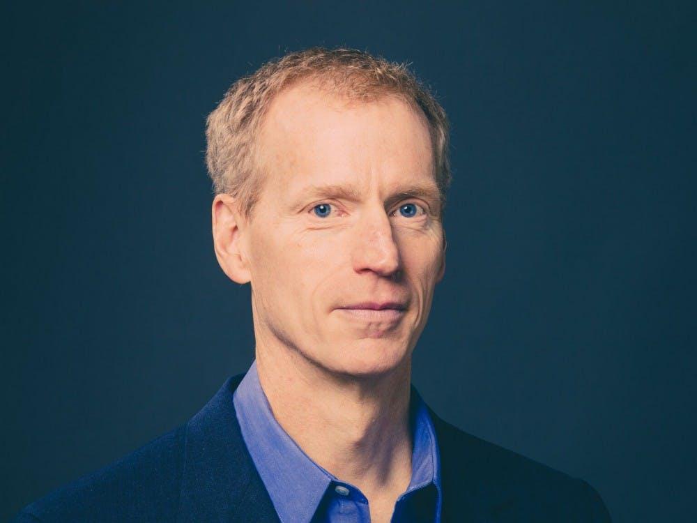 <p>John Graham, the author of the CFO survey.</p>
