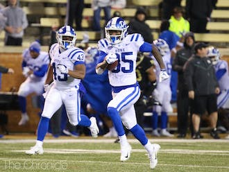 Thanks to the explosiveness of Damond Philyaw-Johnson, Duke will have the ability to flip the field on kickoffs.
