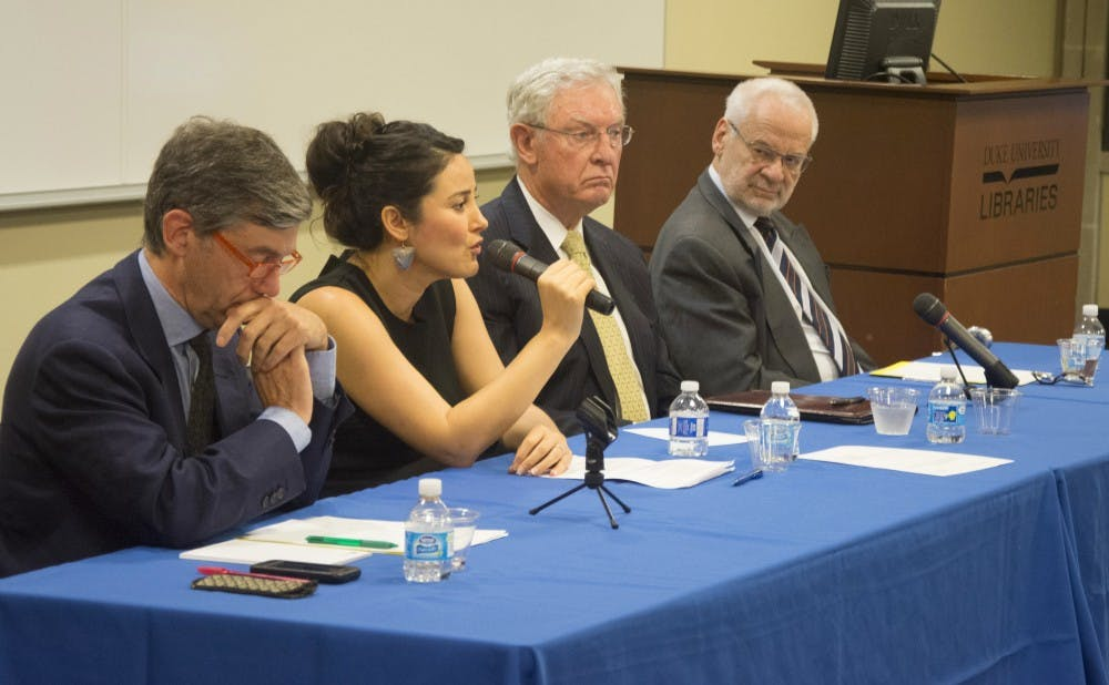 <p>Experts spoke about the impact recent crises in Turkey may have on the current presidential election in a panel Thursday.</p>