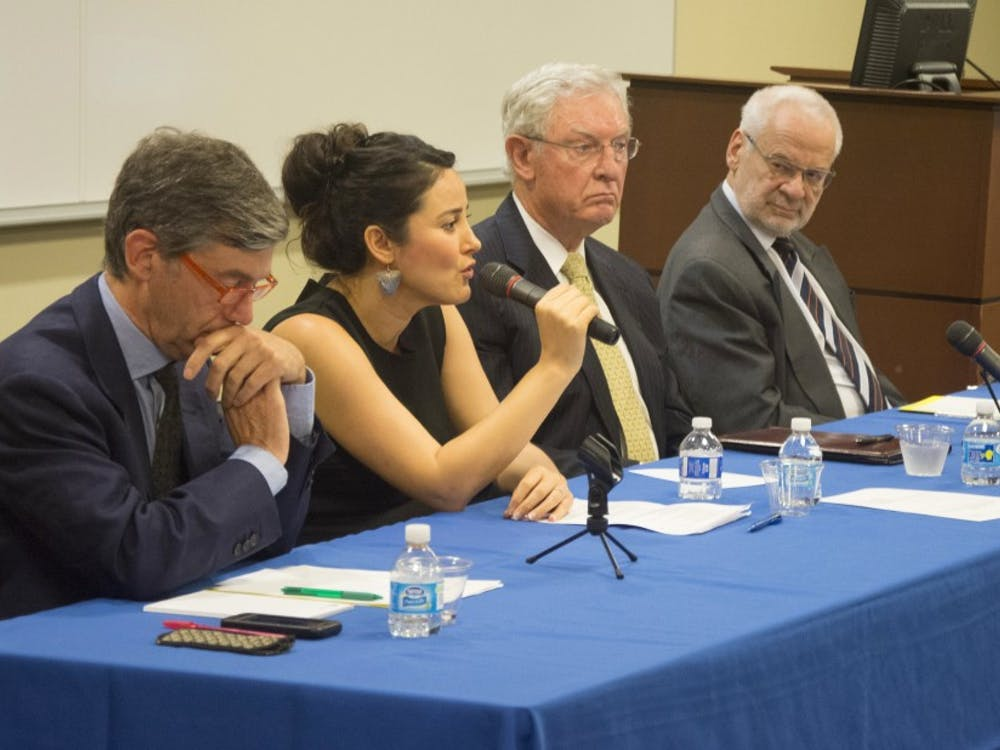 Experts spoke about the impact recent crises in Turkey may have on the current presidential election in a panel Thursday.