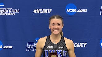 Marsh was the first Blue Devil to medal at an NCAA Championships since 2016.
