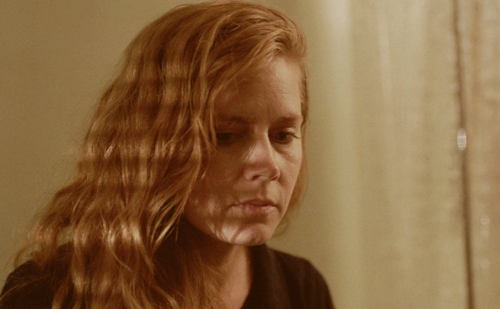 """Amy Adams stars as Camille Preaker in the television adaptation of Gillian Flynn's novel """"Sharp Objects."""""""