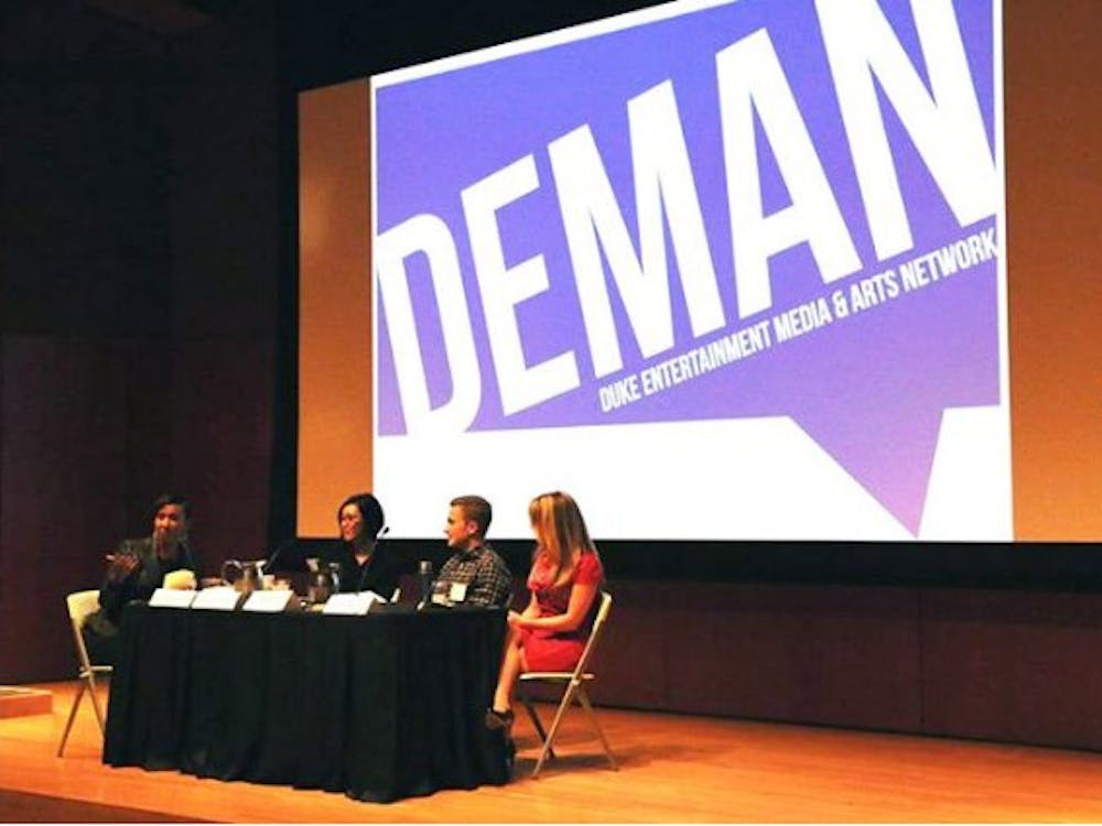 DEMAN Arts & Media Weekend offers two full days of workshops and dialogue with accomplished Duke alumni.