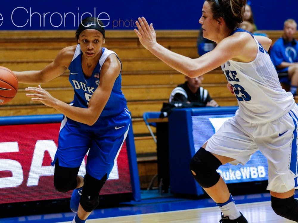 Leaonna Odom has the potential to be a breakout star this season.