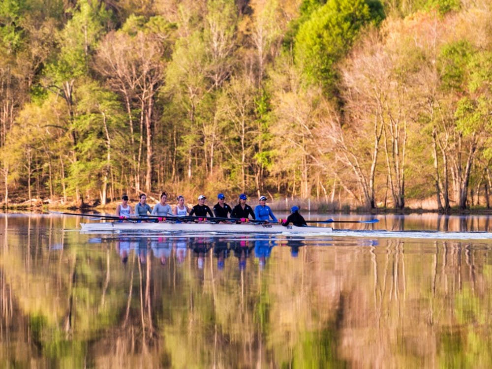 The Blue Devils held their own against a large portion of the top teams in the nation on Lake Hartwell.