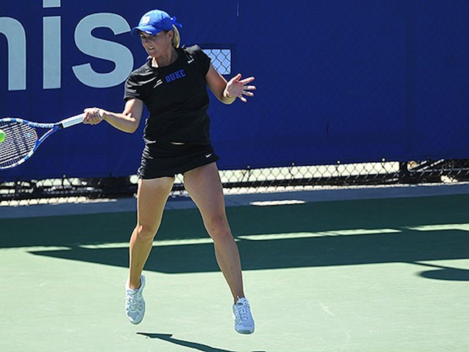 The Blue Devils hope to repeat their performance against Florida earlier this season, when Duke swept the Gators 4-0.