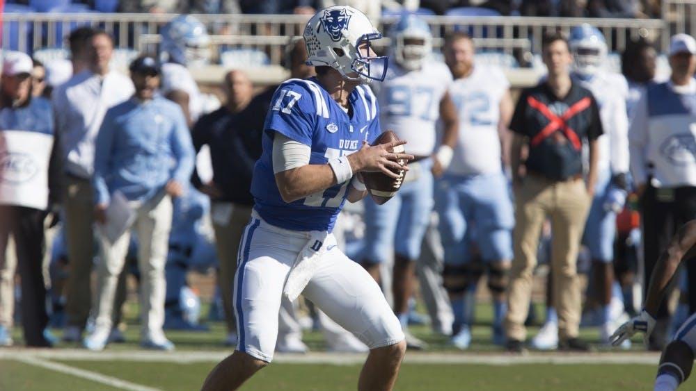 Daniel Jones became Duke's highest selection in the NFL Draft since 1987.
