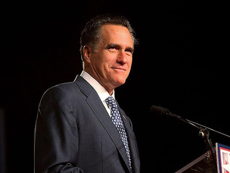 Presidential candidate Mitt Romney spoke about jobs in Asheville, N.C. Thursday.
