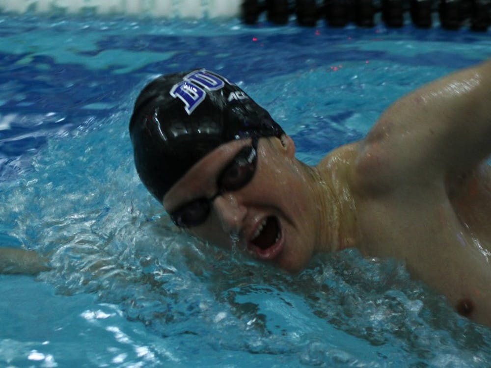 The Blue Devils will compete in one final meet with the ACC championships around the corner.